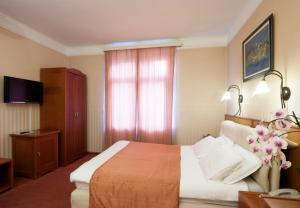 Hotel Aleksandar, Hotels  Vrnjačka Banja - big - 6