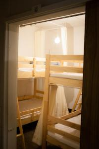Bunk Bed in Female Dormitory Room   Guesthouse Madoka