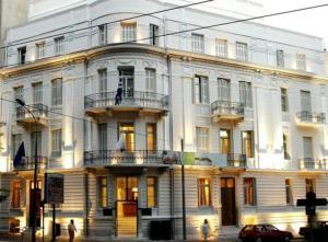 Art Hotel Athens, Отели  Афины - big - 1