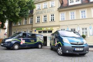 Hotel Goldene Henne - Arnstadt