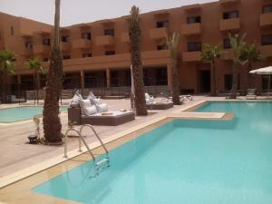 Oasis Palm Hotel, Hotel  Guelmim - big - 65
