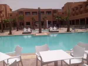 Oasis Palm Hotel, Hotel  Guelmim - big - 66