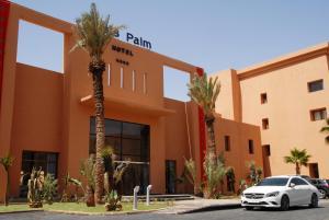 Oasis Palm Hotel, Hotel  Guelmim - big - 58