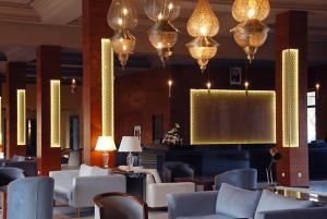 Oasis Palm Hotel, Hotel  Guelmim - big - 41