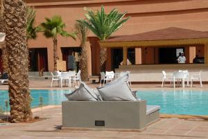 Oasis Palm Hotel, Hotel  Guelmim - big - 53