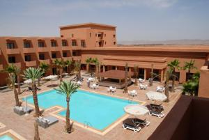 Oasis Palm Hotel, Hotely - Guelmim