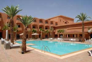 Oasis Palm Hotel, Hotely  Guelmim - big - 54