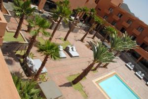 Oasis Palm Hotel, Hotel  Guelmim - big - 56