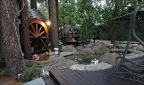 Castle Wood Theme Cottages- COUPLES ONLY, Hotels  Big Bear Lake - big - 67