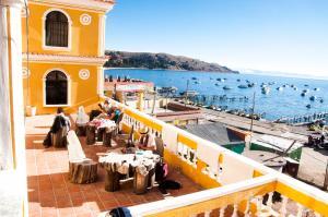 . Hotel Mirador del Lago