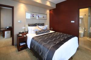 Ramada Plaza by Wyndham Shanghai Caohejing Hotel, Hotel  Shanghai - big - 50