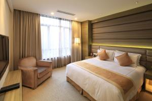 Ramada Plaza by Wyndham Shanghai Caohejing Hotel, Hotel  Shanghai - big - 46