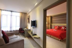 Ramada Plaza by Wyndham Shanghai Caohejing Hotel, Hotel  Shanghai - big - 36