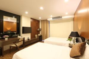 Au Viet Hotel, Hotel  Hanoi - big - 48