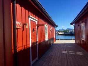 Anker Brygge, Hotely  Svolvær - big - 18