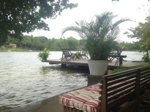Casa do Lago - Praia do Forte - Lôdo