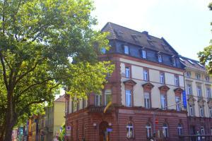 Hotel Schiller, Hotely  Freiburg im Breisgau - big - 71