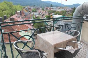 Hotel Schiller, Hotely  Freiburg im Breisgau - big - 46