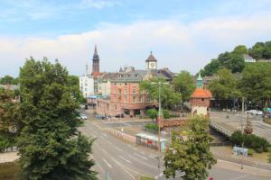 Hotel Schiller, Hotely  Freiburg im Breisgau - big - 44