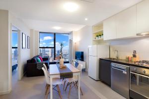 Studio# on Collins, Апартаменты  Мельбурн - big - 6