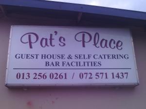 Pat's Place, Penziony  Machadodorp - big - 64