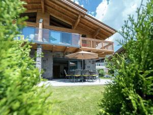 Bergbiberhaus Appartement B - Chalet - Piesendorf