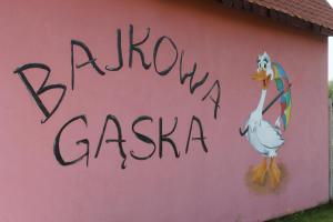 Bajkowa Gąska