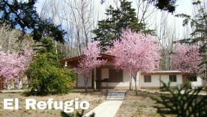 Villa El Refugio, Dovolenkové domy  Potrerillos - big - 1