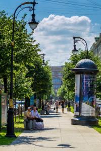 Nevsky Hotel Grand Energy, Szállodák  Szentpétervár - big - 59