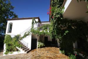 Apartamento Rural Las Palmeras, Country houses  Almonaster la Real - big - 10