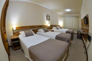 Hotel Renascença, Hotel  Gramado - big - 43