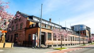 Central City Apartments, Ferienwohnungen  Oslo - big - 1