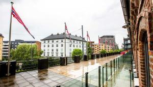Central City Apartments, Ferienwohnungen  Oslo - big - 32