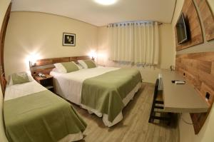 Hotel Renascença, Hotel  Gramado - big - 7