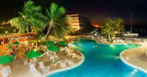 Marina Park Hotel, Szállodák  Fortaleza - big - 42