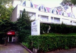 Apartment-Hotel-Dahlem - Berlin