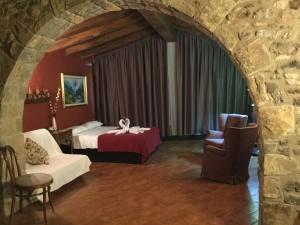 Mas Pardas, Ferienhäuser  Santa Pau - big - 12
