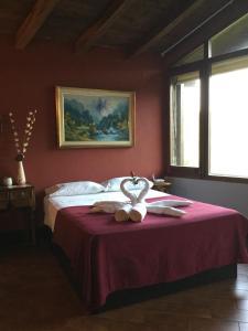 Mas Pardas, Ferienhäuser  Santa Pau - big - 13