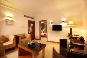 Hotel Park Residency, Kakkanad, Hotely  Kakkanad - big - 12