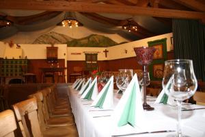 Hotel Restaurant Alpenglück, Affittacamere  Weißbach - big - 30