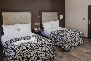 Hotel Flamingo Merida, Hotely  Mérida - big - 46