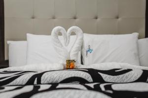 Hotel Flamingo Merida, Hotely  Mérida - big - 43