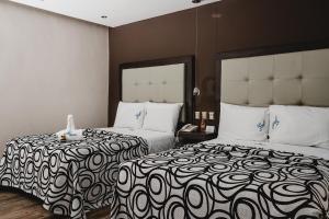 Hotel Flamingo Merida, Hotely  Mérida - big - 47