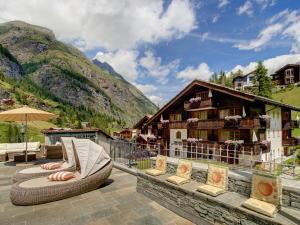 Hotel Berghof - Zermatt