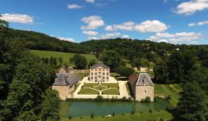 Location gîte, chambres d'hotes Château de la Pommeraye dans le département Calvados 14