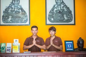 Visoth Boutique, Hotel  Siem Reap - big - 31