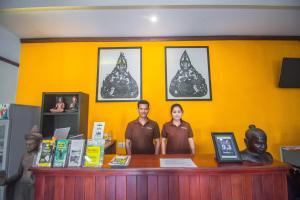 Visoth Boutique, Hotel  Siem Reap - big - 79
