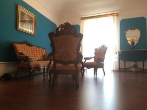 Casa Tribuna, Appartamenti  Pettineo - big - 20