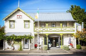 The Greytown Hotel, Locande  Greytown - big - 23