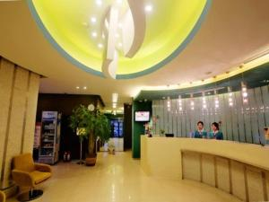 Jinjiang Inn Xuchang Hubin Road, Hotels  Xuchang - big - 39
